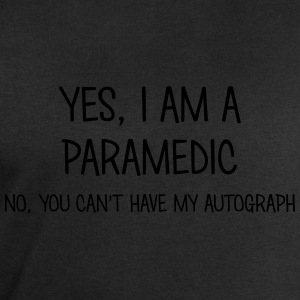 paramedic yes no cant have autograph t-shirt - Men's Sweatshirt by Stanley & Stella