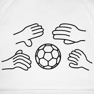 Handball hands T-Shirts - Baseball Cap
