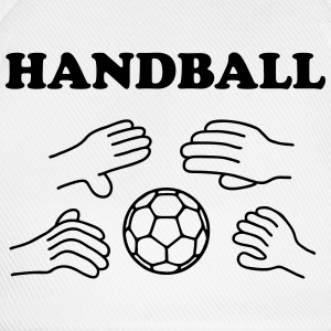 Hands Handball Shirts - Baseball Cap