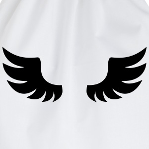 wings T-Shirts - Drawstring Bag