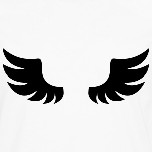 wings T-Shirts - Men's Premium Longsleeve Shirt