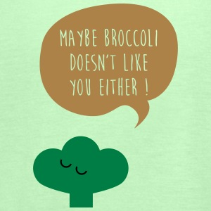 Broccoli doesn't like you Taschen & Rucksäcke - Frauen Tank Top von Bella