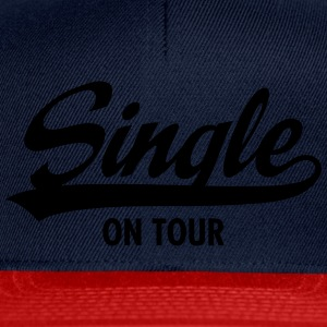 Single On Tour Koszulki - Czapka typu snapback