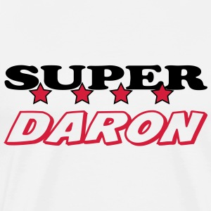 Super daron Tabliers - T-shirt Premium Homme