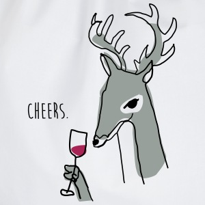 Cheers! - Turnbeutel