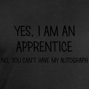 apprentice yes no cant have autograph t-shirt - Men's Sweatshirt by Stanley & Stella