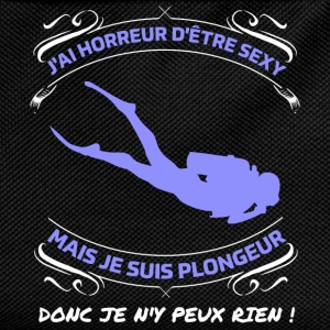 Plongeur sexy  Sweat-shirts - Sac à dos Enfant