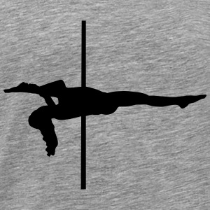 Pole Dance Tank Tops - Men's Premium T-Shirt