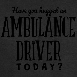 have you hugged an ambulance driver toda t-shirt - Sweat-shirt Homme Stanley & Stella