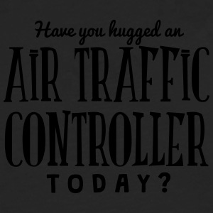 have you hugged an air traffic controlle t-shirt - T-shirt manches longues Premium Homme