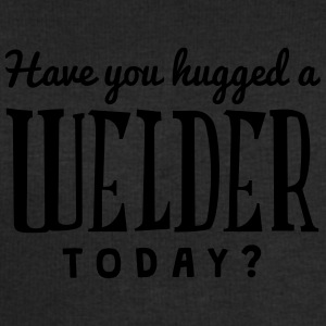 have you hugged a welder today t-shirt - Men's Sweatshirt by Stanley & Stella