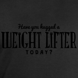 have you hugged a weight lifter today t-shirt - Sweat-shirt Homme Stanley & Stella