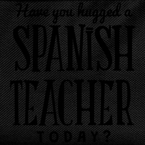 have you hugged a spanish teacher today t-shirt - Kids' Backpack
