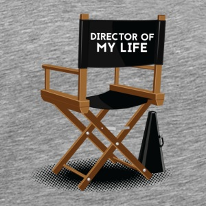 Director of my life Autres - T-shirt Premium Homme