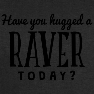 have you hugged a raver today t-shirt - Men's Sweatshirt by Stanley & Stella