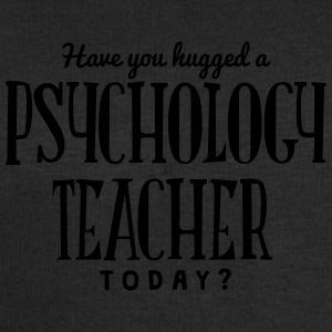 have you hugged a psychology teacher tod t-shirt - Men's Sweatshirt by Stanley & Stella