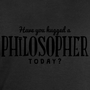 have you hugged a philosopher today t-shirt - Sweat-shirt Homme Stanley & Stella