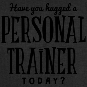 have you hugged a personal trainer today t-shirt - Men's Sweatshirt by Stanley & Stella