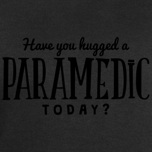 have you hugged a paramedic today t-shirt - Men's Sweatshirt by Stanley & Stella