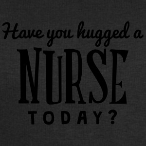 have you hugged a nurse today t-shirt - Men's Sweatshirt by Stanley & Stella