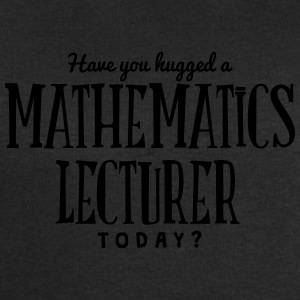 have you hugged a mathematics lecturer t t-shirt - Men's Sweatshirt by Stanley & Stella