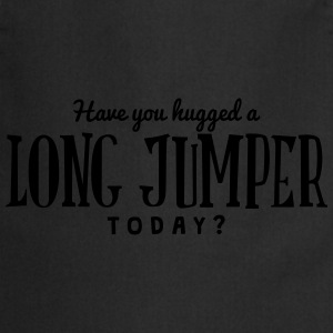 have you hugged a long jumper today t-shirt - Tablier de cuisine