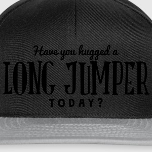 have you hugged a long jumper today t-shirt - Casquette snapback