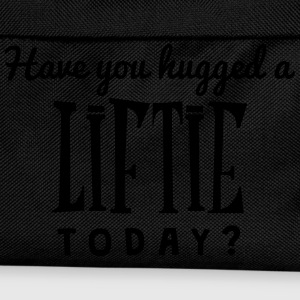 have you hugged a liftie today t-shirt - Sac à dos Enfant