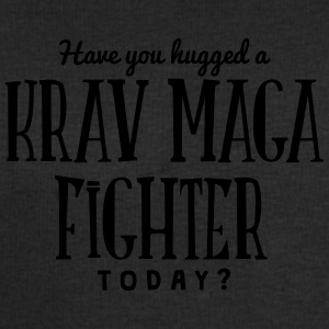 have you hugged a krav maga today t-shirt - Men's Sweatshirt by Stanley & Stella