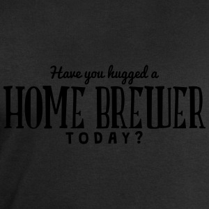 have you hugged a home brewer today t-shirt - Men's Sweatshirt by Stanley & Stella