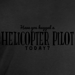 have you hugged a helicopter pilot today t-shirt - Men's Sweatshirt by Stanley & Stella