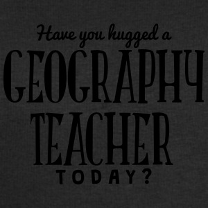 have you hugged a geography teacher toda t-shirt - Men's Sweatshirt by Stanley & Stella