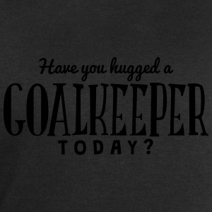 have you hugged a goalkeeper today t-shirt - Men's Sweatshirt by Stanley & Stella