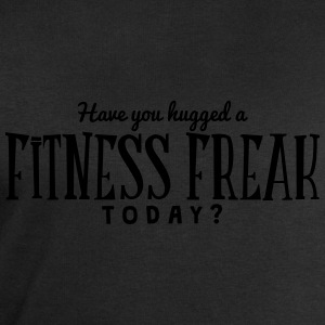 have you hugged a fitness freak today t-shirt - Men's Sweatshirt by Stanley & Stella
