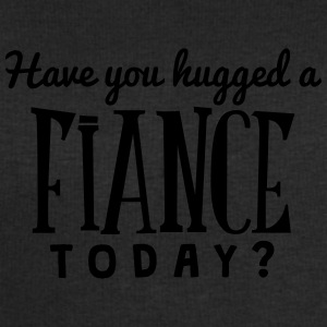 have you hugged a fiance today t-shirt - Men's Sweatshirt by Stanley & Stella