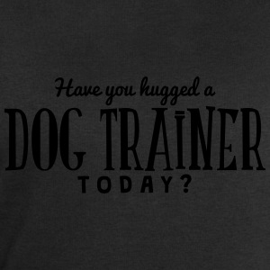 have you hugged a dog trainer today t-shirt - Men's Sweatshirt by Stanley & Stella