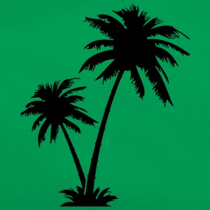 palm trees T-Shirts - Retro Bag