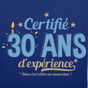 T-shirt homme 30 ans - Tote Bag