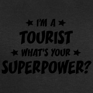 im a tourist whats your superpower t-shirt - Sweat-shirt Homme Stanley & Stella