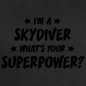im a skydiver whats your superpower t-shirt - Sweat-shirt Homme Stanley & Stella