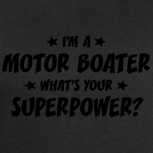 im a motor boater whats your superpower t-shirt - Men's Sweatshirt by Stanley & Stella