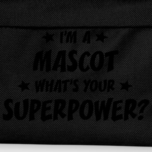 im a mascot whats your superpower t-shirt - Kids' Backpack