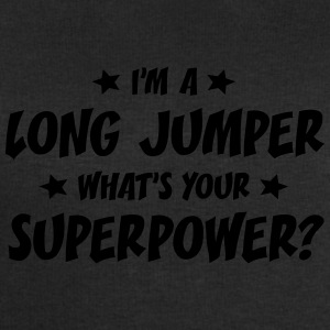 im a long jumper whats your superpower t-shirt - Sweat-shirt Homme Stanley & Stella