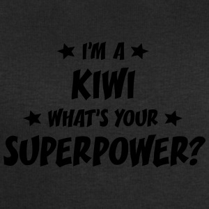 im a kiwi whats your superpower t-shirt - Men's Sweatshirt by Stanley & Stella