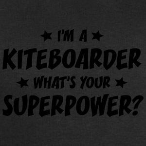 im a kiteboarder whats your superpower t-shirt - Sweat-shirt Homme Stanley & Stella