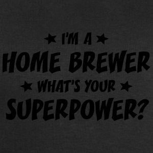 im a home brewer whats your superpower t-shirt - Men's Sweatshirt by Stanley & Stella
