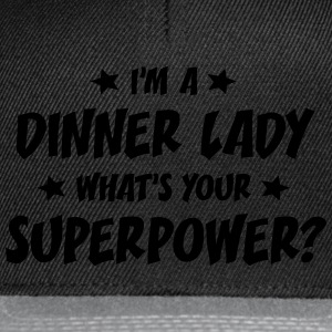 im a detectorist whats your superpower t-shirt - Snapback Cap