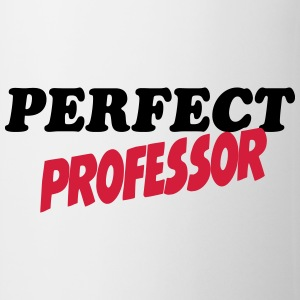 Perfect professor T-shirts - Mugg