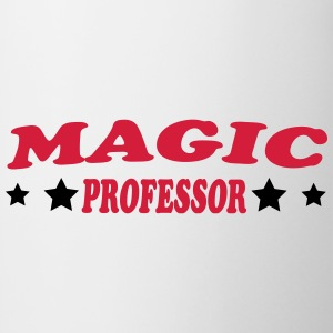 Magic professor T-shirts - Mugg