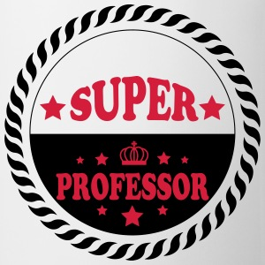 Super professor T-shirts - Mugg